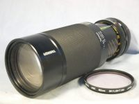 '   75-250mm CANON FD ' Tamron AD2 75-250MM Fit Zoom macro Lens   c/w Canon FD Tamron Mount £19.99